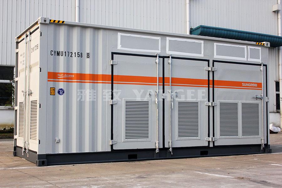 Photovoltaic inverter container – SunGrow