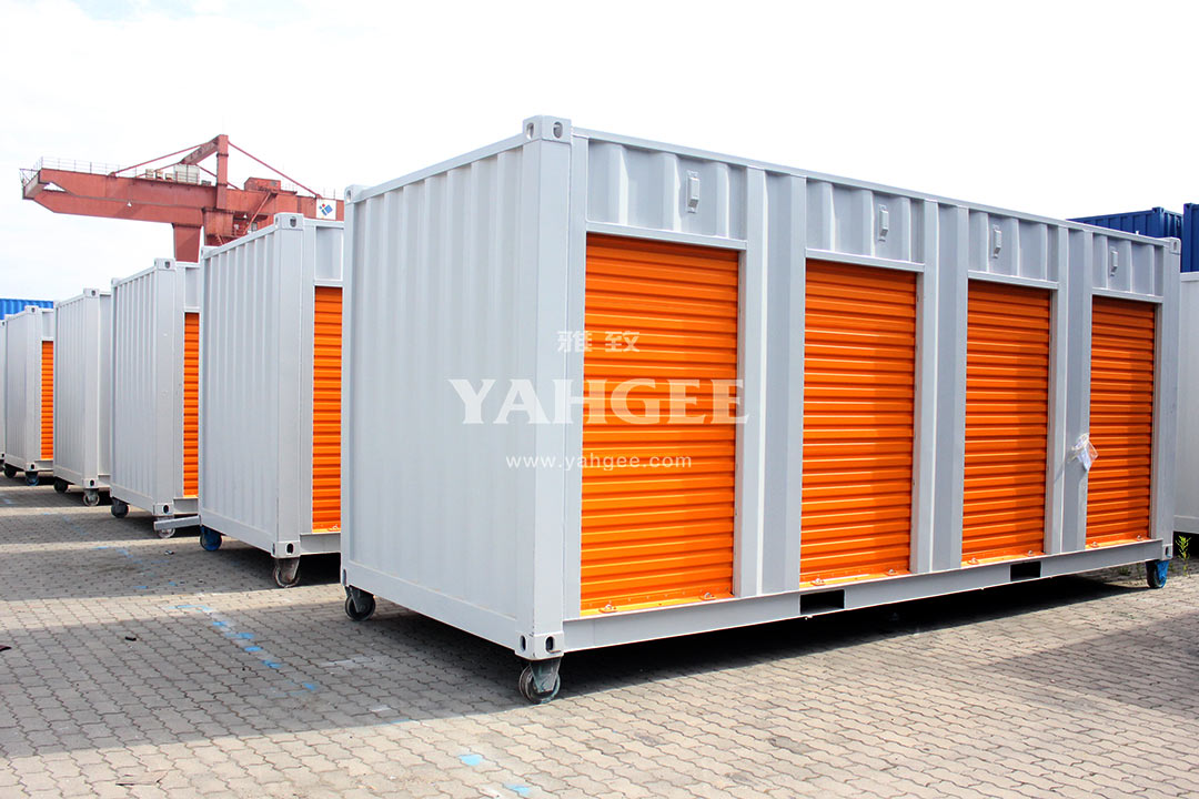 Storage Container In Japan