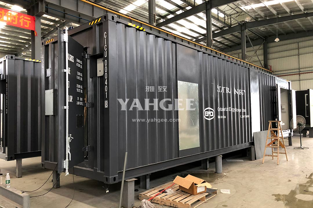 BYD Energy Storage Container
