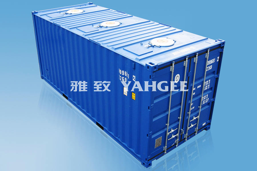 Dry Bulk Container