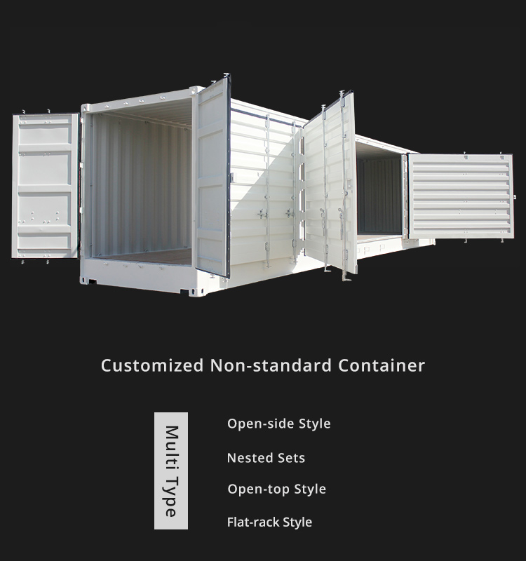 Open-side Container
