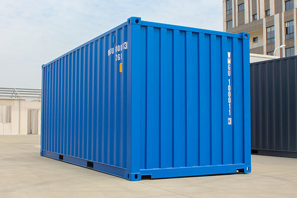 ISO General Shipping Container